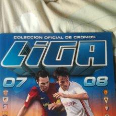 Coleccionismo deportivo: ALBUM LIGA ESTE 2007 2008 PANINI. Lote 159117356