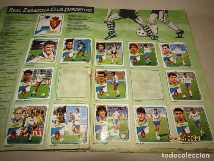 Coleccionismo deportivo: Antiguo Album de Futbol 1ª División LIGA 89 - 90 de Ediciones ESTE - Foto 4 - 159364202