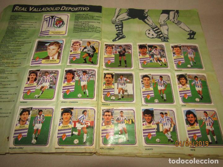 Coleccionismo deportivo: Antiguo Album de Futbol 1ª División LIGA 89 - 90 de Ediciones ESTE - Foto 5 - 159364202