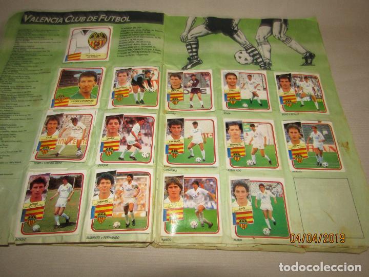 Coleccionismo deportivo: Antiguo Album de Futbol 1ª División LIGA 89 - 90 de Ediciones ESTE - Foto 6 - 159364202