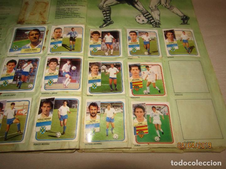 Coleccionismo deportivo: Antiguo Album de Futbol 1ª División LIGA 89 - 90 de Ediciones ESTE - Foto 7 - 159364202