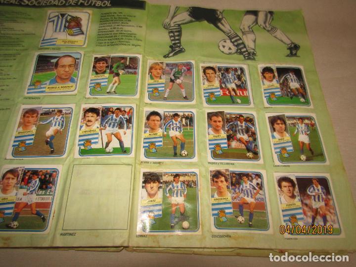 Coleccionismo deportivo: Antiguo Album de Futbol 1ª División LIGA 89 - 90 de Ediciones ESTE - Foto 8 - 159364202