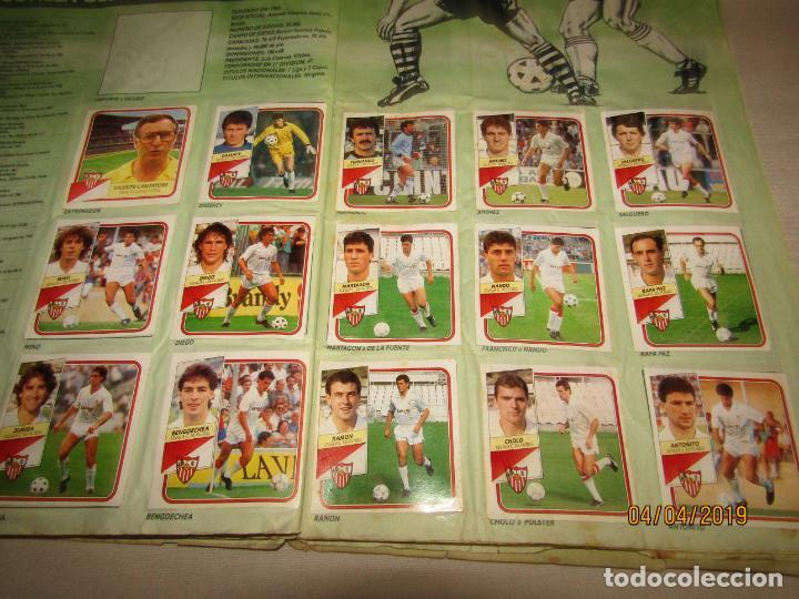 Coleccionismo deportivo: Antiguo Album de Futbol 1ª División LIGA 89 - 90 de Ediciones ESTE - Foto 9 - 159364202