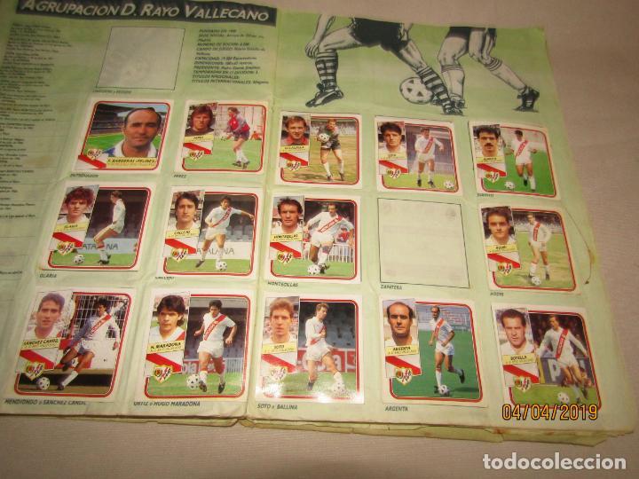 Coleccionismo deportivo: Antiguo Album de Futbol 1ª División LIGA 89 - 90 de Ediciones ESTE - Foto 10 - 159364202