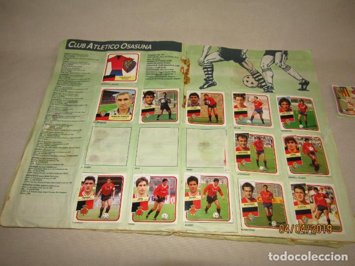 Coleccionismo deportivo: Antiguo Album de Futbol 1ª División LIGA 89 - 90 de Ediciones ESTE - Foto 12 - 159364202
