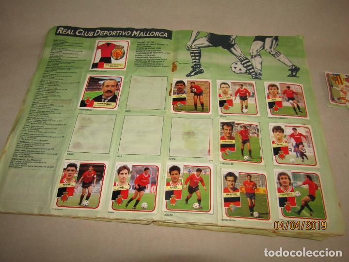 Coleccionismo deportivo: Antiguo Album de Futbol 1ª División LIGA 89 - 90 de Ediciones ESTE - Foto 13 - 159364202