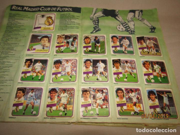 Coleccionismo deportivo: Antiguo Album de Futbol 1ª División LIGA 89 - 90 de Ediciones ESTE - Foto 15 - 159364202
