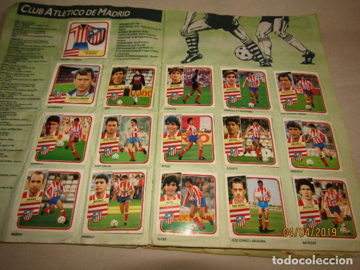 Coleccionismo deportivo: Antiguo Album de Futbol 1ª División LIGA 89 - 90 de Ediciones ESTE - Foto 16 - 159364202