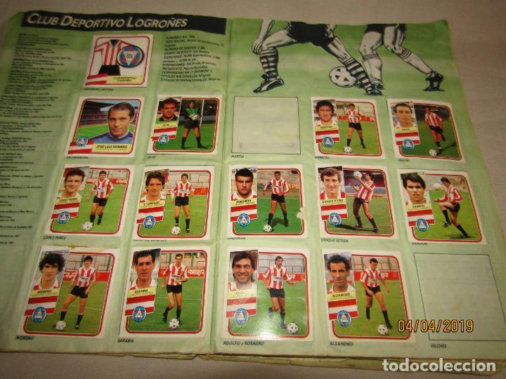Coleccionismo deportivo: Antiguo Album de Futbol 1ª División LIGA 89 - 90 de Ediciones ESTE - Foto 17 - 159364202