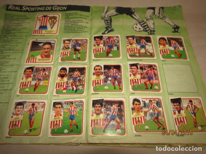 Coleccionismo deportivo: Antiguo Album de Futbol 1ª División LIGA 89 - 90 de Ediciones ESTE - Foto 18 - 159364202