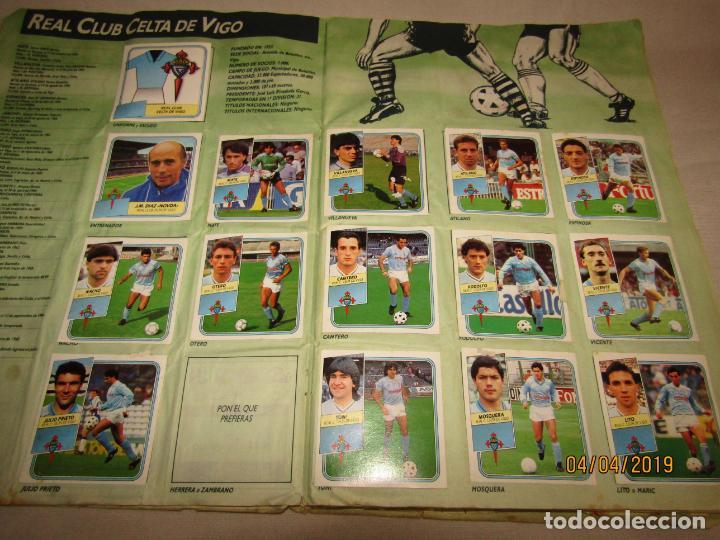 Coleccionismo deportivo: Antiguo Album de Futbol 1ª División LIGA 89 - 90 de Ediciones ESTE - Foto 19 - 159364202