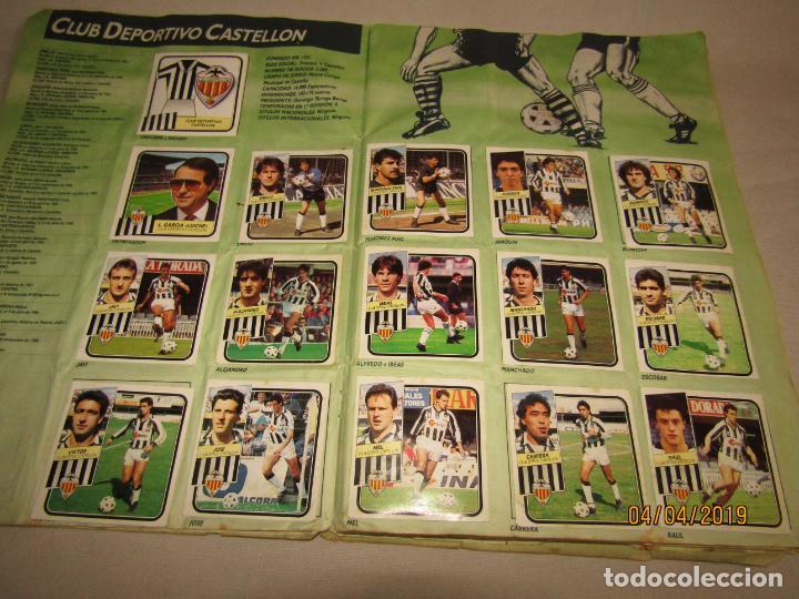 Coleccionismo deportivo: Antiguo Album de Futbol 1ª División LIGA 89 - 90 de Ediciones ESTE - Foto 20 - 159364202