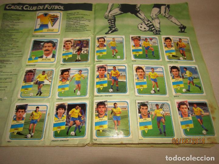 Coleccionismo deportivo: Antiguo Album de Futbol 1ª División LIGA 89 - 90 de Ediciones ESTE - Foto 21 - 159364202