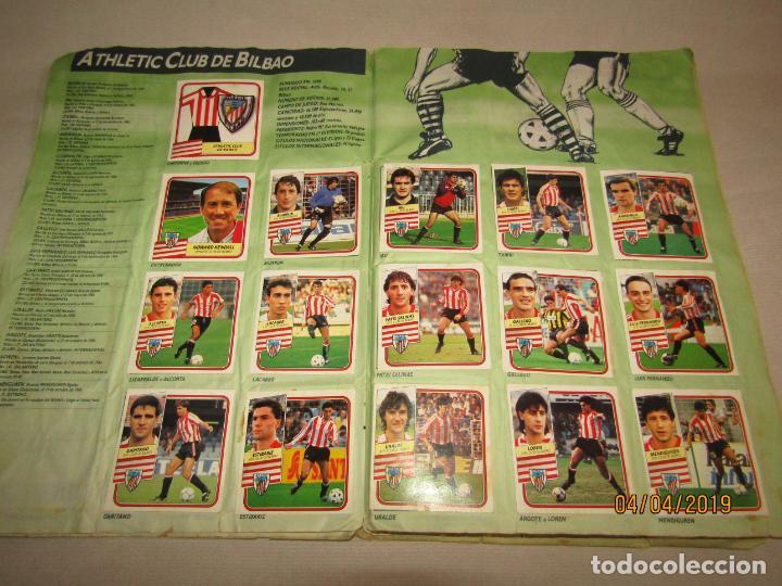 Coleccionismo deportivo: Antiguo Album de Futbol 1ª División LIGA 89 - 90 de Ediciones ESTE - Foto 22 - 159364202