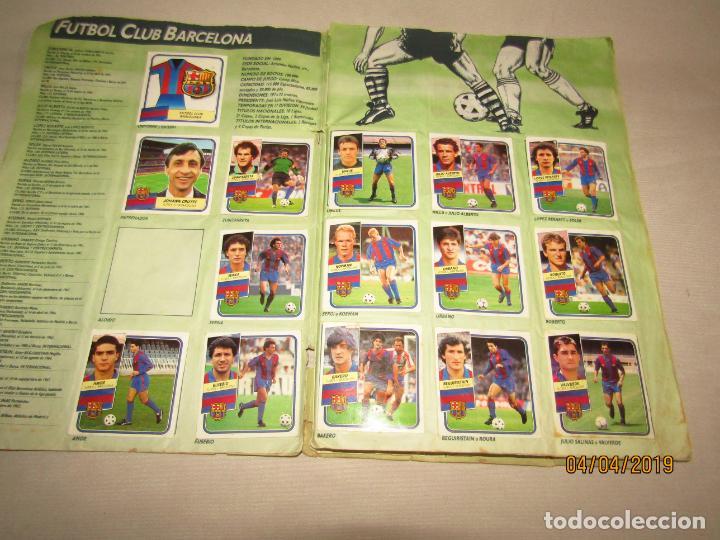 Coleccionismo deportivo: Antiguo Album de Futbol 1ª División LIGA 89 - 90 de Ediciones ESTE - Foto 23 - 159364202