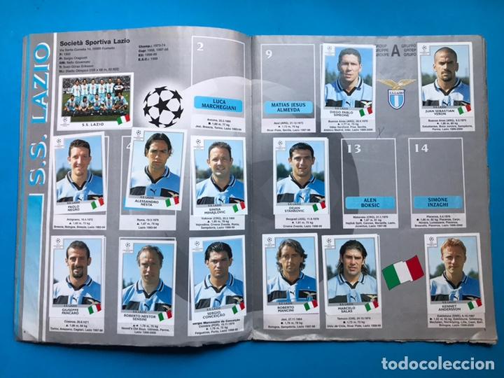 Coleccionismo deportivo: ALBUM CROMOS - UEFA CHAMPIONS LEAGUE 1999-2000 - PANINI - VER DESCRIPCION Y FOTOS - Foto 2 - 159669558