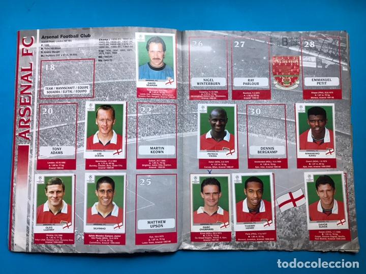 Coleccionismo deportivo: ALBUM CROMOS - UEFA CHAMPIONS LEAGUE 1999-2000 - PANINI - VER DESCRIPCION Y FOTOS - Foto 3 - 159669558