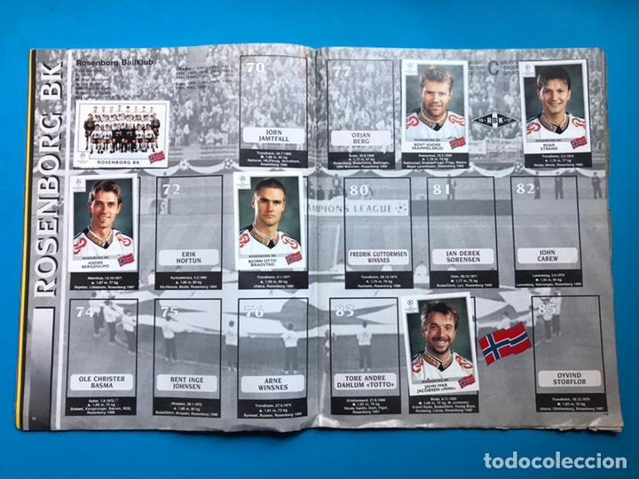 Coleccionismo deportivo: ALBUM CROMOS - UEFA CHAMPIONS LEAGUE 1999-2000 - PANINI - VER DESCRIPCION Y FOTOS - Foto 6 - 159669558