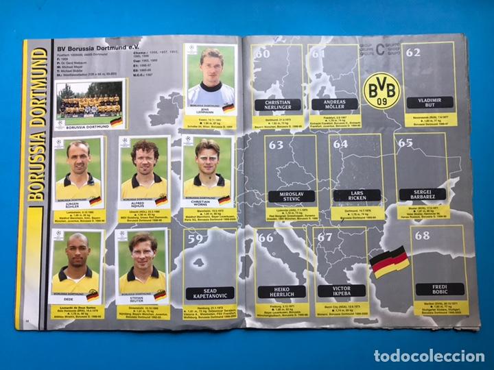 Coleccionismo deportivo: ALBUM CROMOS - UEFA CHAMPIONS LEAGUE 1999-2000 - PANINI - VER DESCRIPCION Y FOTOS - Foto 5 - 159669558