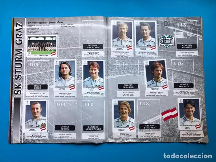 Coleccionismo deportivo: ALBUM CROMOS - UEFA CHAMPIONS LEAGUE 1999-2000 - PANINI - VER DESCRIPCION Y FOTOS - Foto 8 - 159669558