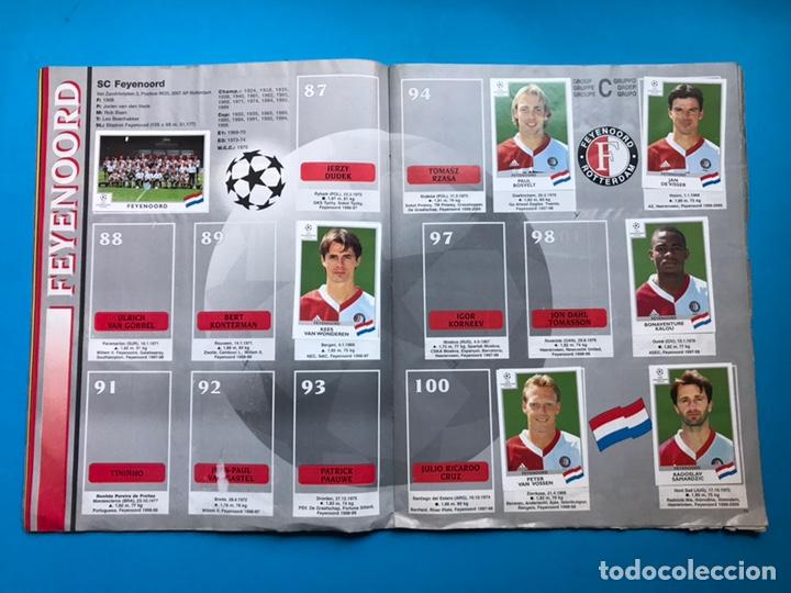 Coleccionismo deportivo: ALBUM CROMOS - UEFA CHAMPIONS LEAGUE 1999-2000 - PANINI - VER DESCRIPCION Y FOTOS - Foto 7 - 159669558