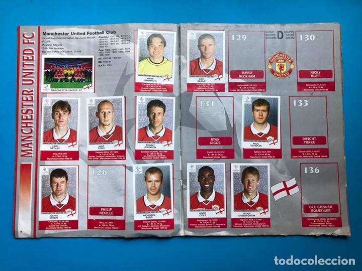 Coleccionismo deportivo: ALBUM CROMOS - UEFA CHAMPIONS LEAGUE 1999-2000 - PANINI - VER DESCRIPCION Y FOTOS - Foto 9 - 159669558