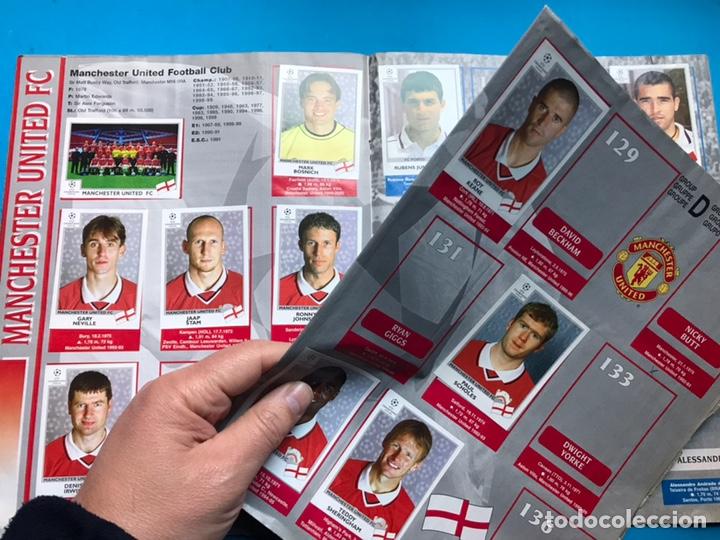 Coleccionismo deportivo: ALBUM CROMOS - UEFA CHAMPIONS LEAGUE 1999-2000 - PANINI - VER DESCRIPCION Y FOTOS - Foto 10 - 159669558