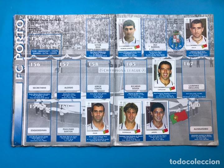 Coleccionismo deportivo: ALBUM CROMOS - UEFA CHAMPIONS LEAGUE 1999-2000 - PANINI - VER DESCRIPCION Y FOTOS - Foto 12 - 159669558