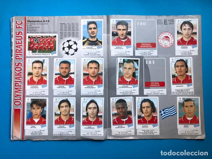 Coleccionismo deportivo: ALBUM CROMOS - UEFA CHAMPIONS LEAGUE 1999-2000 - PANINI - VER DESCRIPCION Y FOTOS - Foto 13 - 159669558