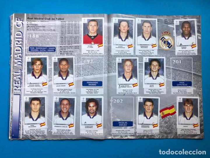 Coleccionismo deportivo: ALBUM CROMOS - UEFA CHAMPIONS LEAGUE 1999-2000 - PANINI - VER DESCRIPCION Y FOTOS - Foto 14 - 159669558