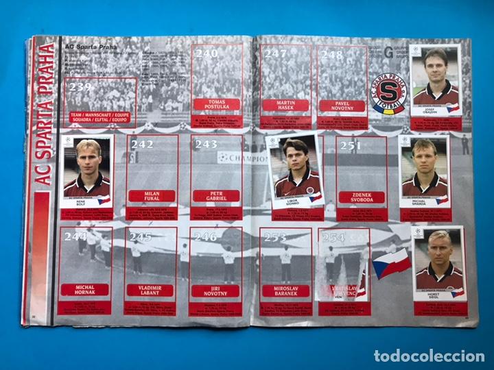 Coleccionismo deportivo: ALBUM CROMOS - UEFA CHAMPIONS LEAGUE 1999-2000 - PANINI - VER DESCRIPCION Y FOTOS - Foto 17 - 159669558
