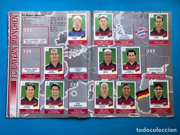 Coleccionismo deportivo: ALBUM CROMOS - UEFA CHAMPIONS LEAGUE 1999-2000 - PANINI - VER DESCRIPCION Y FOTOS - Foto 16 - 159669558