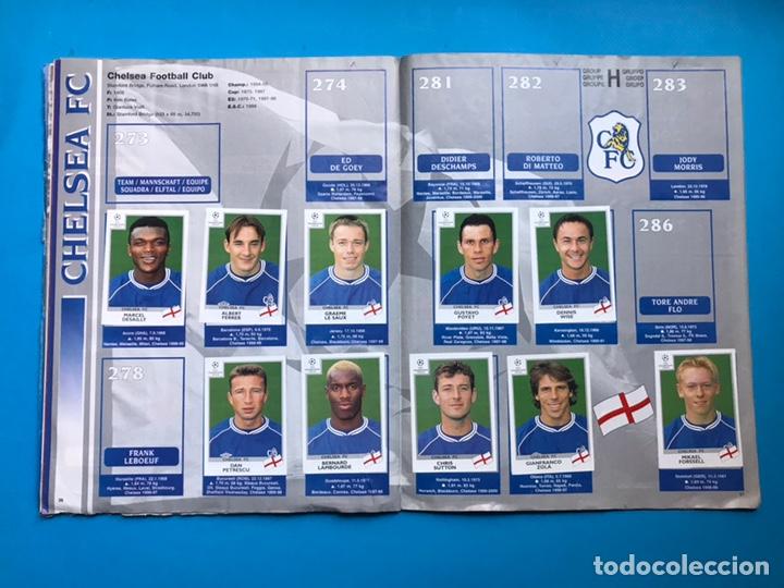Coleccionismo deportivo: ALBUM CROMOS - UEFA CHAMPIONS LEAGUE 1999-2000 - PANINI - VER DESCRIPCION Y FOTOS - Foto 19 - 159669558