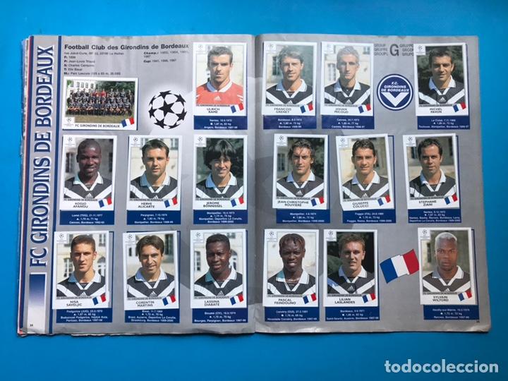 Coleccionismo deportivo: ALBUM CROMOS - UEFA CHAMPIONS LEAGUE 1999-2000 - PANINI - VER DESCRIPCION Y FOTOS - Foto 18 - 159669558