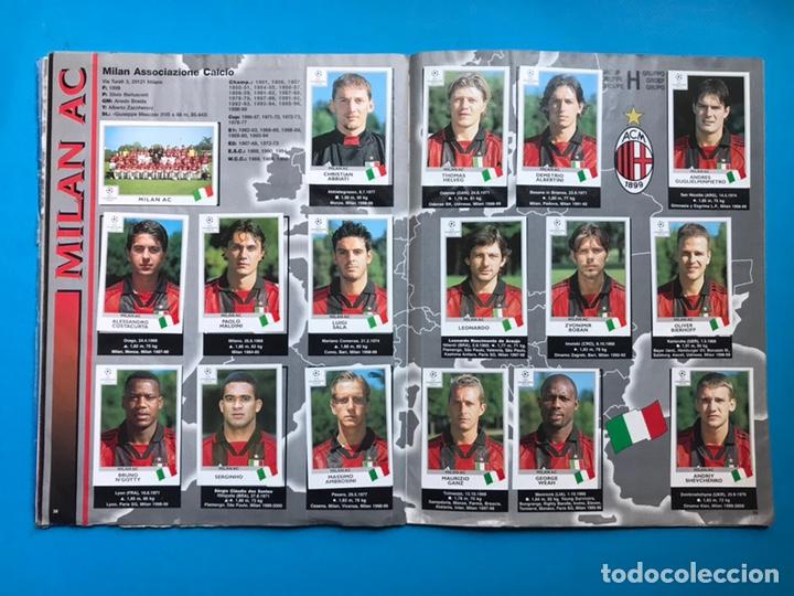 Coleccionismo deportivo: ALBUM CROMOS - UEFA CHAMPIONS LEAGUE 1999-2000 - PANINI - VER DESCRIPCION Y FOTOS - Foto 20 - 159669558