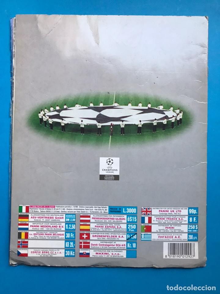 Coleccionismo deportivo: ALBUM CROMOS - UEFA CHAMPIONS LEAGUE 1999-2000 - PANINI - VER DESCRIPCION Y FOTOS - Foto 21 - 159669558