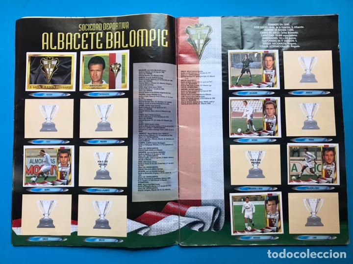 Coleccionismo deportivo: ALBUM CROMOS - LIGA 1995-1996 95-96 - ED. ESTE - VER DESCRIPCION Y FOTOS - Foto 2 - 159670278