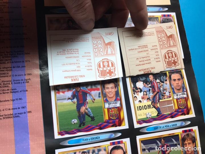 Coleccionismo deportivo: ALBUM CROMOS - LIGA 1995-1996 95-96 - ED. ESTE - VER DESCRIPCION Y FOTOS - Foto 4 - 159670278