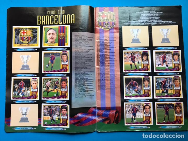 Coleccionismo deportivo: ALBUM CROMOS - LIGA 1995-1996 95-96 - ED. ESTE - VER DESCRIPCION Y FOTOS - Foto 3 - 159670278