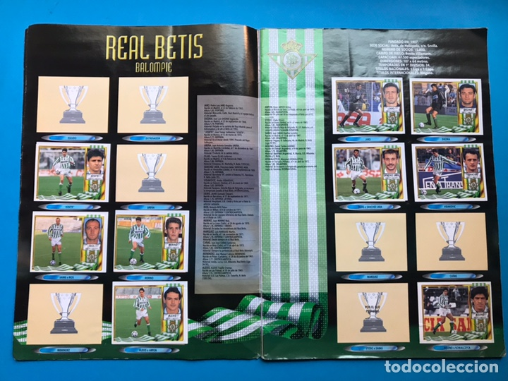 Coleccionismo deportivo: ALBUM CROMOS - LIGA 1995-1996 95-96 - ED. ESTE - VER DESCRIPCION Y FOTOS - Foto 5 - 159670278