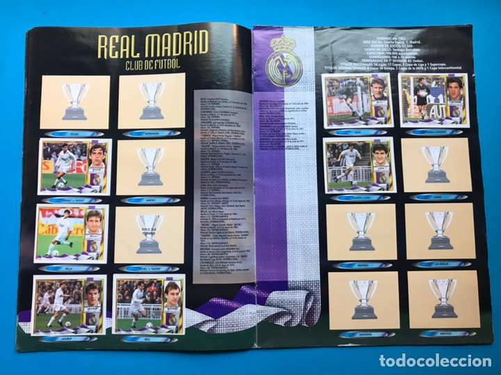 Coleccionismo deportivo: ALBUM CROMOS - LIGA 1995-1996 95-96 - ED. ESTE - VER DESCRIPCION Y FOTOS - Foto 13 - 159670278