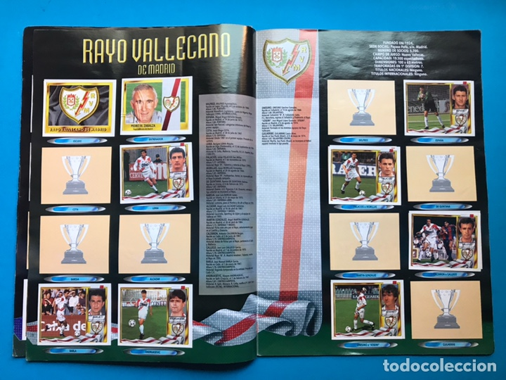 Coleccionismo deportivo: ALBUM CROMOS - LIGA 1995-1996 95-96 - ED. ESTE - VER DESCRIPCION Y FOTOS - Foto 17 - 159670278