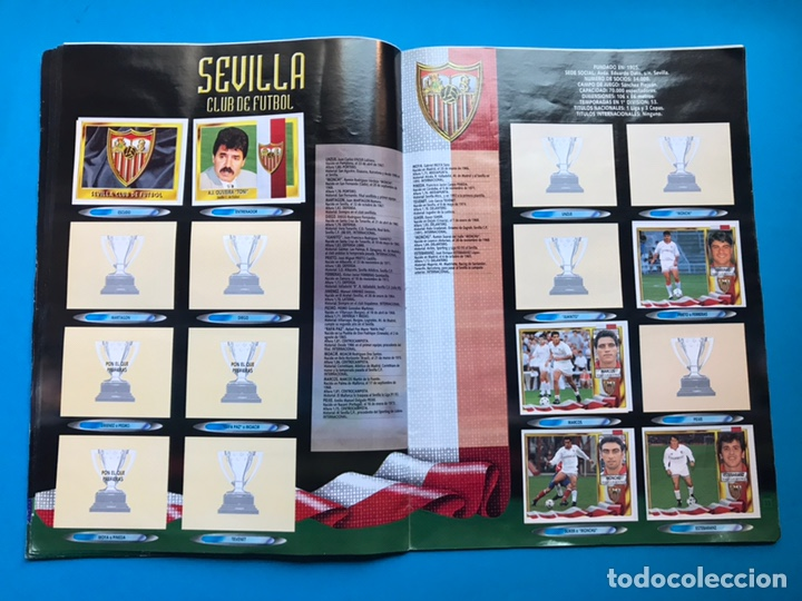 Coleccionismo deportivo: ALBUM CROMOS - LIGA 1995-1996 95-96 - ED. ESTE - VER DESCRIPCION Y FOTOS - Foto 20 - 159670278