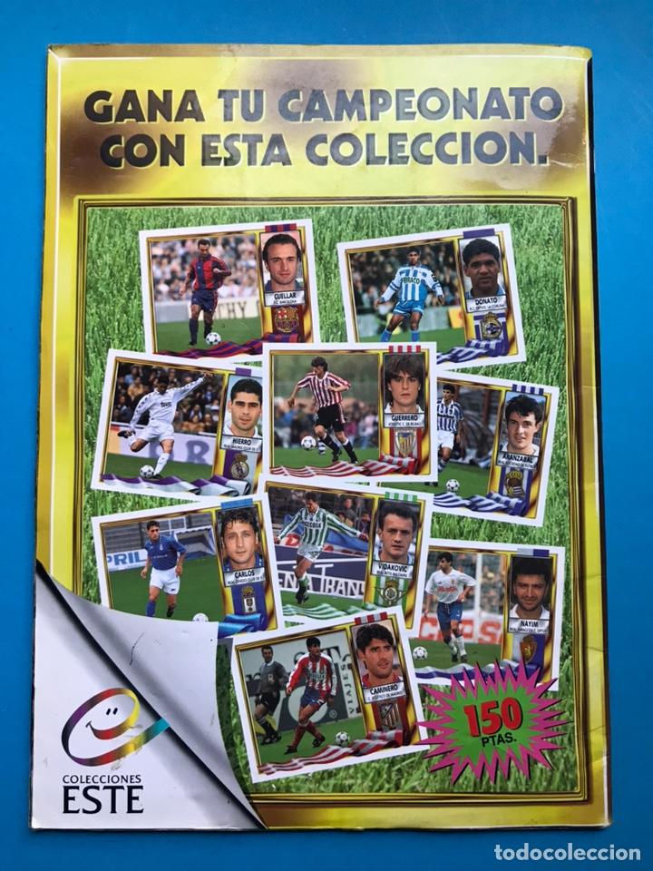 Coleccionismo deportivo: ALBUM CROMOS - LIGA 1995-1996 95-96 - ED. ESTE - VER DESCRIPCION Y FOTOS - Foto 28 - 159670278