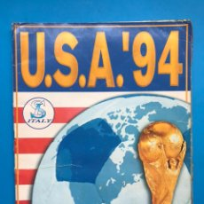 Coleccionismo deportivo: ALBUM CROMOS - MUNDIAL DE FUTBOL USA 94 - SL ITALY - VER DESCRIPCION Y FOTOS. Lote 160019526