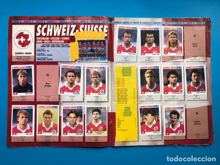 Coleccionismo deportivo: ALBUM CROMOS - MUNDIAL DE FUTBOL USA 94 - SL ITALY - VER DESCRIPCION Y FOTOS - Foto 3 - 160019526