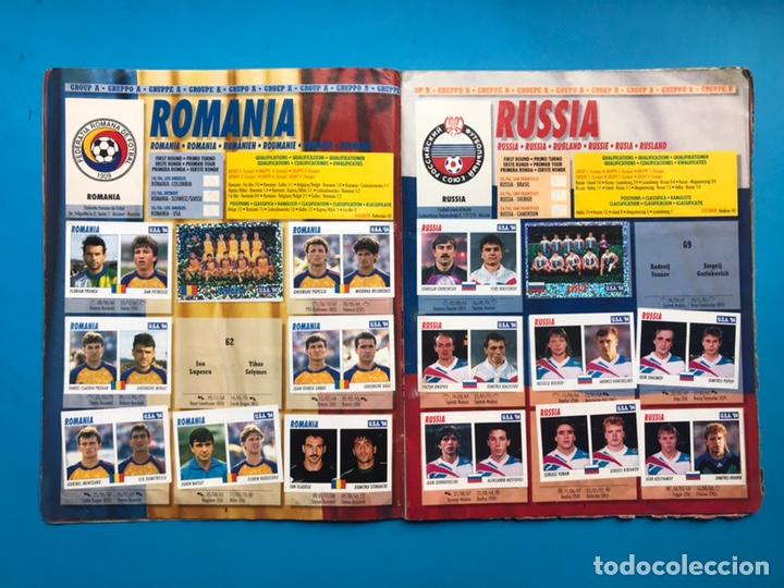 Coleccionismo deportivo: ALBUM CROMOS - MUNDIAL DE FUTBOL USA 94 - SL ITALY - VER DESCRIPCION Y FOTOS - Foto 5 - 160019526