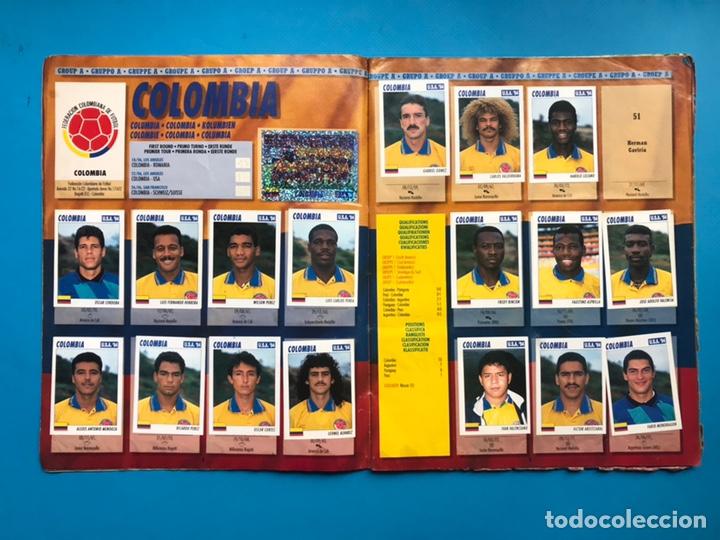 Coleccionismo deportivo: ALBUM CROMOS - MUNDIAL DE FUTBOL USA 94 - SL ITALY - VER DESCRIPCION Y FOTOS - Foto 4 - 160019526