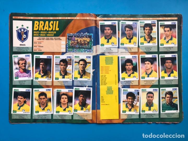 Coleccionismo deportivo: ALBUM CROMOS - MUNDIAL DE FUTBOL USA 94 - SL ITALY - VER DESCRIPCION Y FOTOS - Foto 6 - 160019526