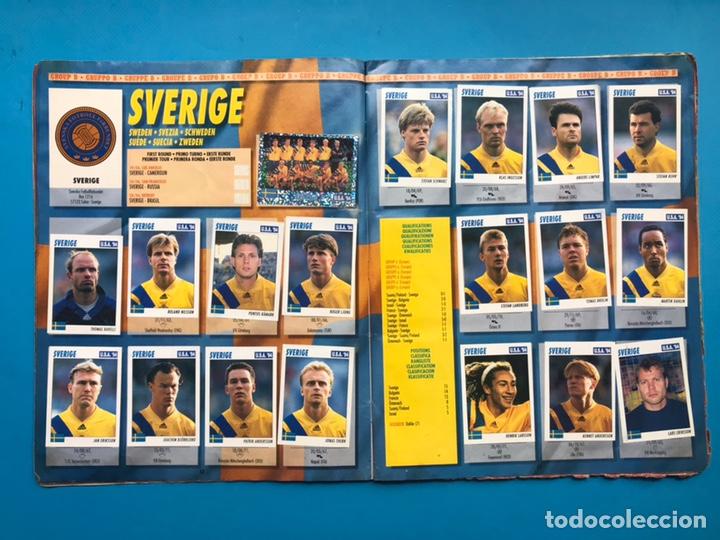Coleccionismo deportivo: ALBUM CROMOS - MUNDIAL DE FUTBOL USA 94 - SL ITALY - VER DESCRIPCION Y FOTOS - Foto 7 - 160019526